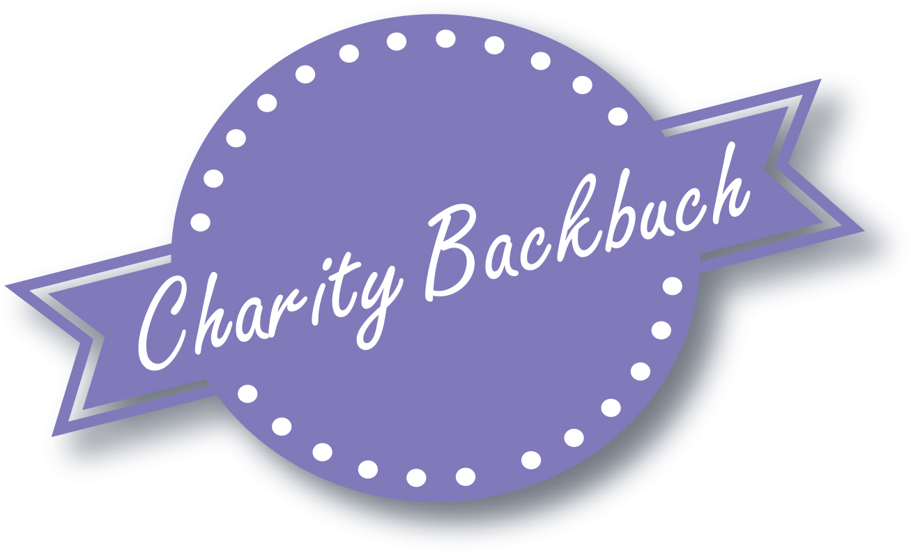 Charity Backbuch Logo